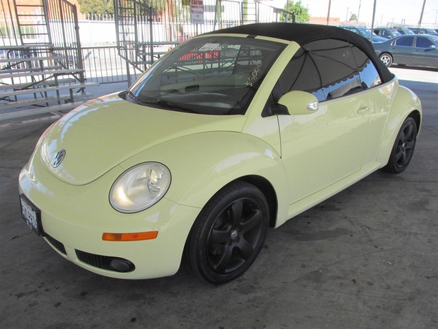 2006 Volkswagen New Beetle Please call or e-mail to check availability All of our vehicles are