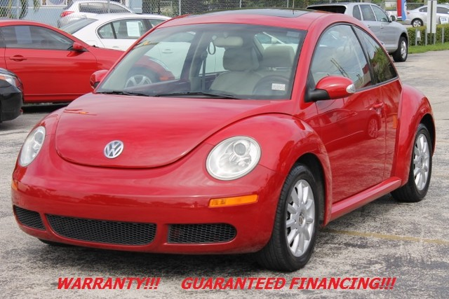 2006 Volkswagen New Beetle WARRANTY 1 OWNER FLORIDA VEHICLE EXCELLENT SERVICE HISTORY Thi