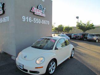 2006 Volkswagen New Beetle Sacramento, CA 1