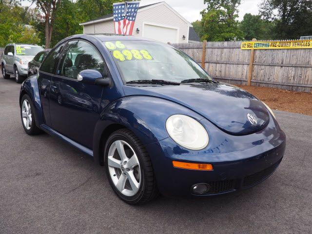 2006 Volkswagen New Beetle 2.5 | Whitman, Massachusetts | Martin's Pre-Owned