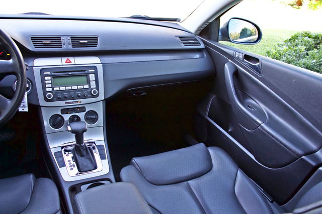 2006 Volkswagen PASSAT 2.0T AUTOMATIC LEATHER ONLY 74K MLS ALLOY WHEELS Woodland Hills, CA 19
