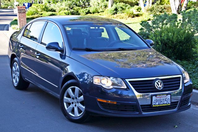 2006 Volkswagen PASSAT 2.0T AUTOMATIC LEATHER ONLY 74K MLS ALLOY WHEELS Woodland Hills, CA 29
