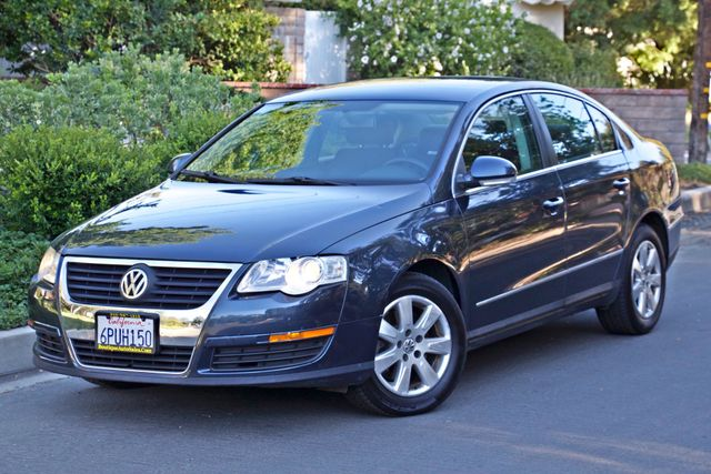 2006 Volkswagen PASSAT 2.0T AUTOMATIC LEATHER ONLY 74K MLS ALLOY WHEELS Woodland Hills, CA 2