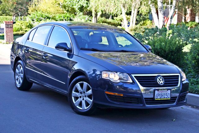 2006 Volkswagen PASSAT 2.0T AUTOMATIC LEATHER ONLY 74K MLS ALLOY WHEELS Woodland Hills, CA 9