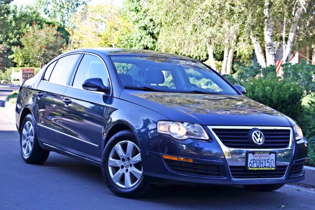 2006 Volkswagen PASSAT 2.0T AUTOMATIC LEATHER ONLY 74K MLS ALLOY WHEELS Woodland Hills, CA 8