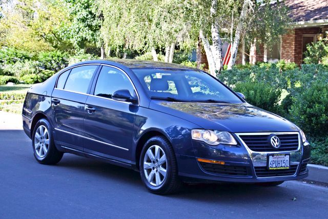 2006 Volkswagen PASSAT 2.0T AUTOMATIC LEATHER ONLY 74K MLS ALLOY WHEELS Woodland Hills, CA 26