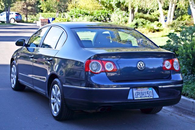 2006 Volkswagen PASSAT 2.0T AUTOMATIC LEATHER ONLY 74K MLS ALLOY WHEELS Woodland Hills, CA 4