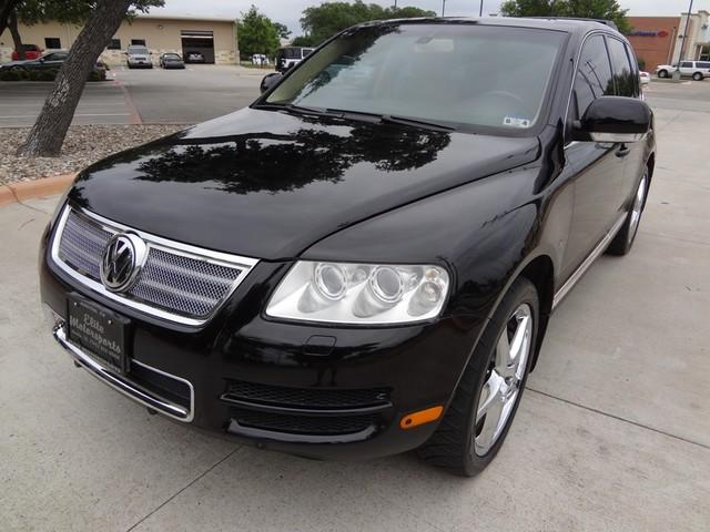 2006 Volkswagen Touareg 5.0L V10 Austin , Texas 10