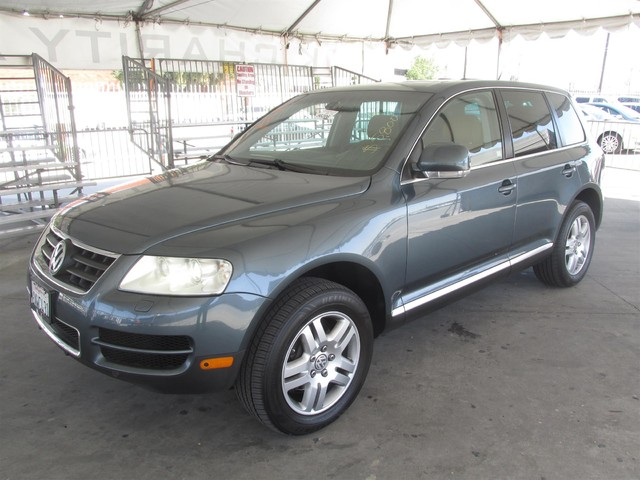 2006 Volkswagen Touareg 42L V8 Please call or e-mail to check availability All of our vehicles