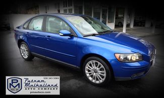 2006 Volvo S40 2.4L Sedan Chico, CA