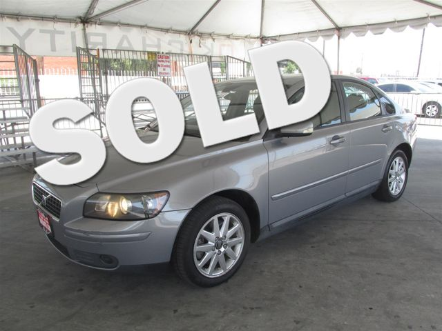 2006 Volvo S40 25L Turbo Please call or e-mail to check availability All of our vehicles are a