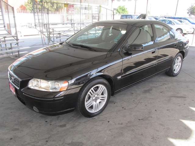 2006 Volvo S60 25L Turbo This particular Vehicles true mileage is unknown TMU Please call or