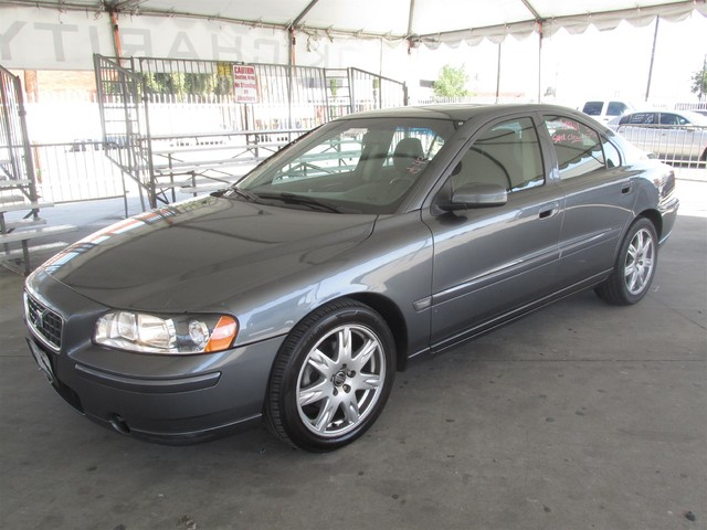 2006 Volvo S60 25L Turbo Please call or e-mail to check availability All of our vehicles are a