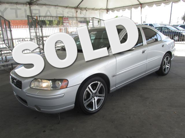 2006 Volvo S60 24L Turbo Please call or e-mail to check availability All of our vehicles are a