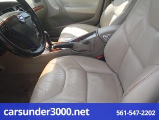2006 Volvo S60 2.5L Turbo Lake Worth , Florida 5