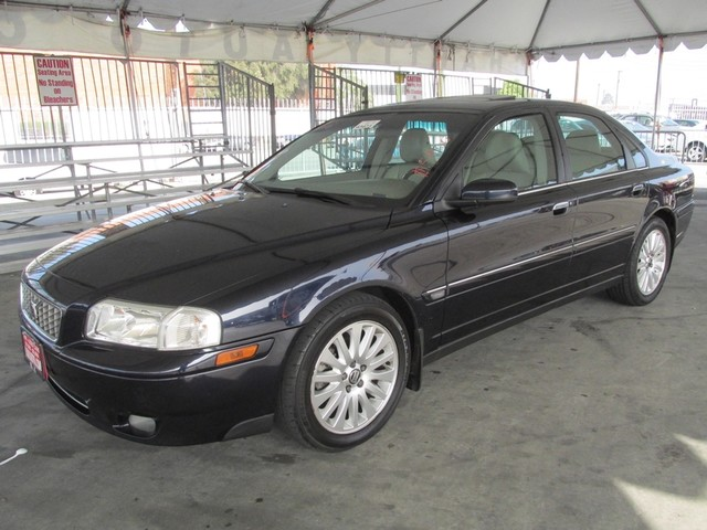 2006 Volvo S80 Please call or e-mail to check availability All of our vehicles are available for