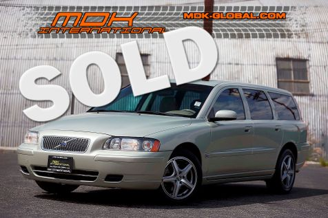 2006 Volvo V70 2.4L - Sunroof - Service records in Los Angeles