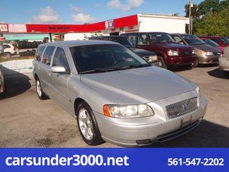 2006 Volvo V70 2.4L Lake Worth , Florida 1