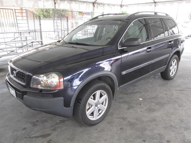 2006 Volvo XC90 25L Turbo This particular Vehicle comes with 3rd Row Seat Please call or e-mail