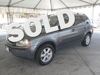 2006 Volvo XC90 2.5L Turbo Gardena, California