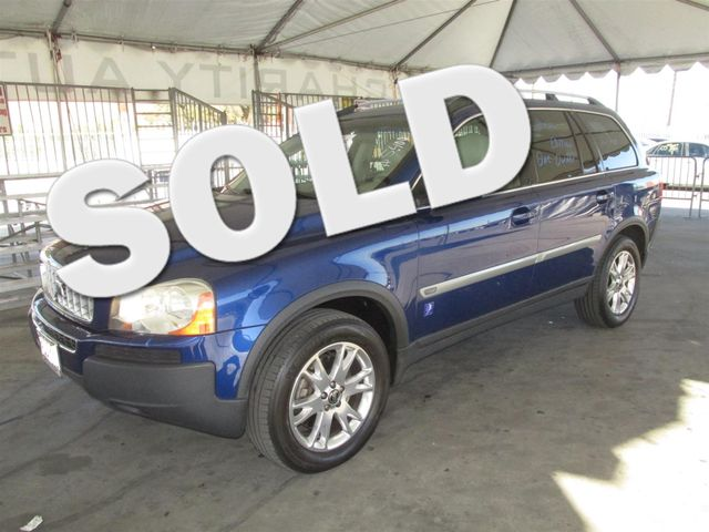 2006 Volvo XC90 44L V8 Please call or e-mail to check availability All of our vehicles are ava