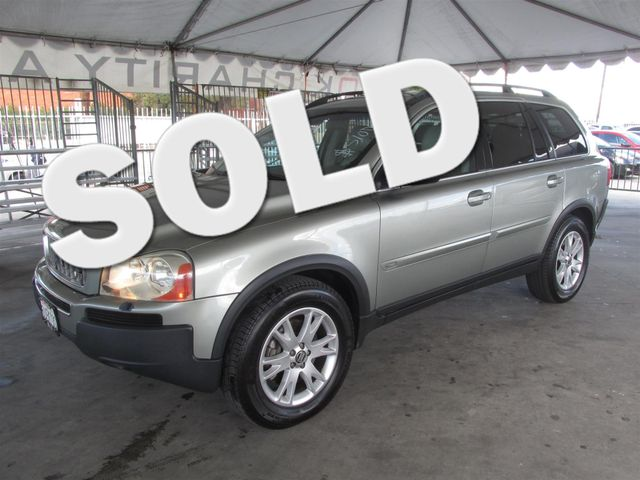 2006 Volvo XC90 44L V8 This particular Vehicle comes with 3rd Row Seat Please call or e-mail to
