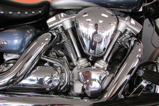 2006 Yamaha Road Star Midnight Silverado Arlington, Texas 15