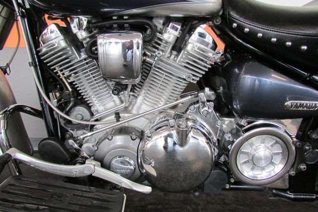 2006 Yamaha Road Star Midnight Silverado Arlington, Texas 34