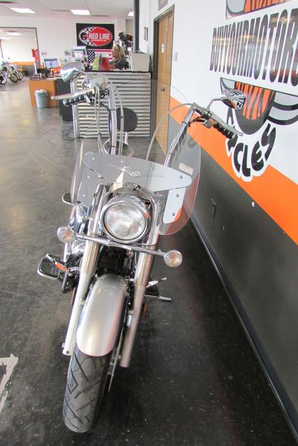 2006 Yamaha Road Star Midnight Silverado Arlington, Texas 7