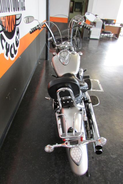 2006 Yamaha Road Star Midnight Silverado Arlington, Texas 8