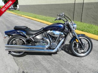 2006 Yamaha Road Star Warrior Only  in Hollywood, Florida