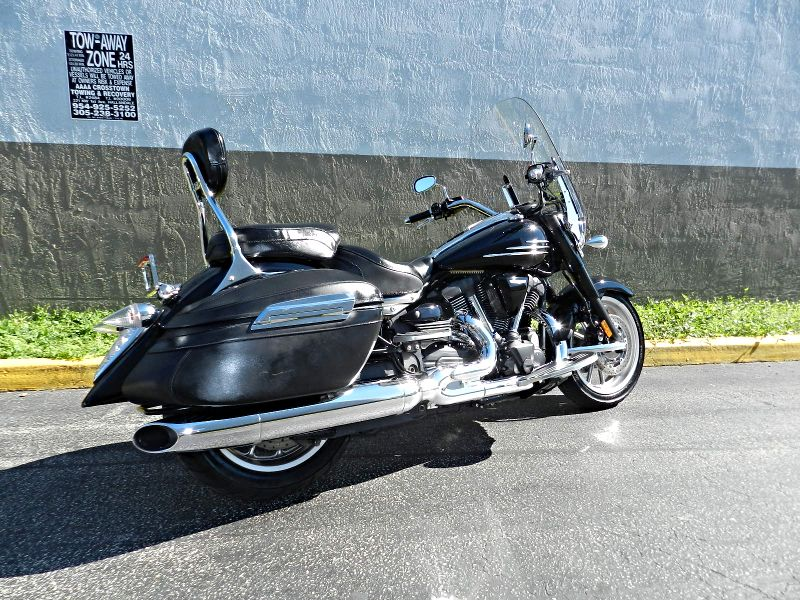 2006 Yamaha Stratoliner Midnight LOW MILES MINT CONDITION  city Florida  MC Cycles  in Hollywood, Florida