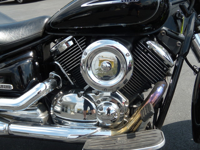 2006 Yamaha V Star 1100 CLASSIC SILVERADO Ephrata, PA 10