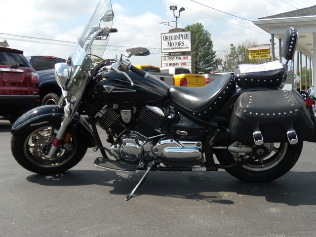 2006 Yamaha V Star 1100 CLASSIC SILVERADO Ephrata, PA 6