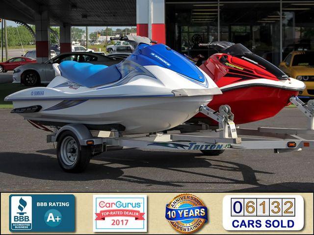 2006 Yamaha VX110  Sport & 2004 Honda Aquatrax R-12X Mooresville , NC 1