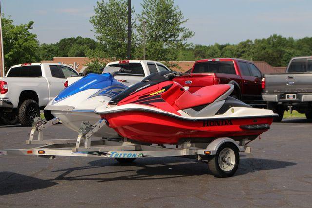 2006 Yamaha VX110  Sport & 2004 Honda Aquatrax R-12X Mooresville , NC 3
