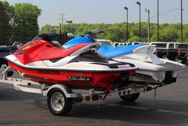 2006 Yamaha VX110  Sport & 2004 Honda Aquatrax R-12X Mooresville , NC 10