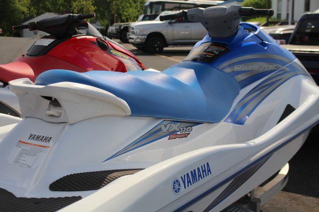 2006 Yamaha VX110  Sport & 2004 Honda Aquatrax R-12X Mooresville , NC 16