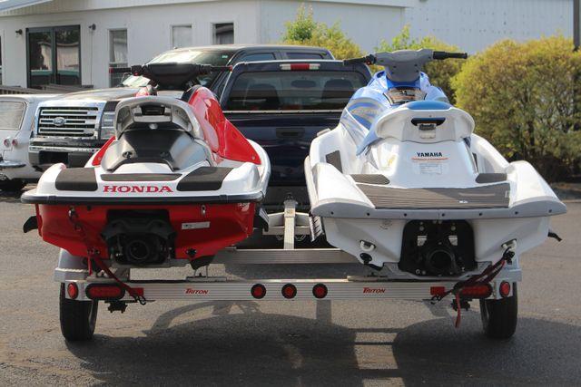 2006 Yamaha VX110  Sport & 2004 Honda Aquatrax R-12X Mooresville , NC 7