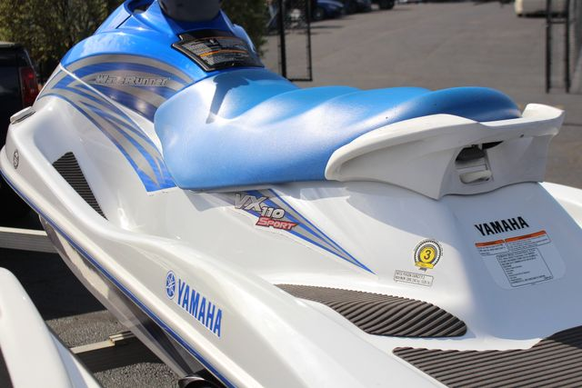 2006 Yamaha VX110  Sport & 2004 Honda Aquatrax R-12X Mooresville , NC 17