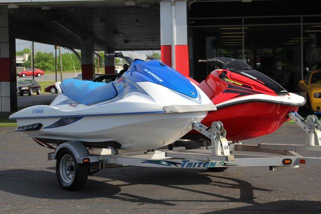 2006 Yamaha VX110  Sport & 2004 Honda Aquatrax R-12X Mooresville , NC 11