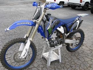 2006 Yamaha YZ250F Spartanburg, South Carolina