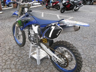 2006 Yamaha YZ250F Spartanburg, South Carolina 1