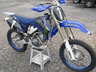 2006 Yamaha YZ250F Spartanburg, South Carolina 2