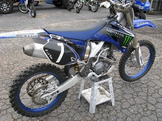 2006 Yamaha YZ250F Spartanburg, South Carolina 3