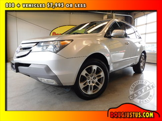 2007 Acura MDX Tech/Entertainment Pkg Airport Motor Mile (Alcoa) , TN