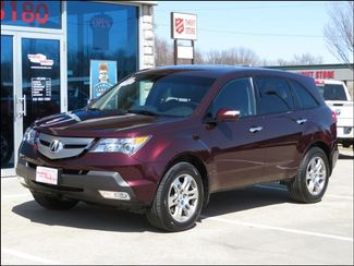2007 Acura MDX AWD One Owner Tech/DVD/Navigation/3rdRow  in  Iowa