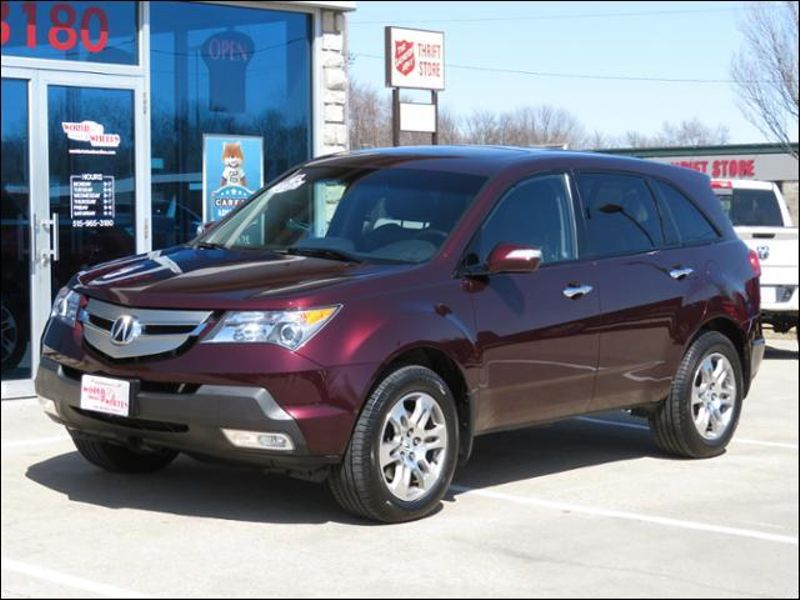 2007 Acura MDX AWD One Owner Tech/DVD/Navigation/3rdRow  in Ankeny IA
