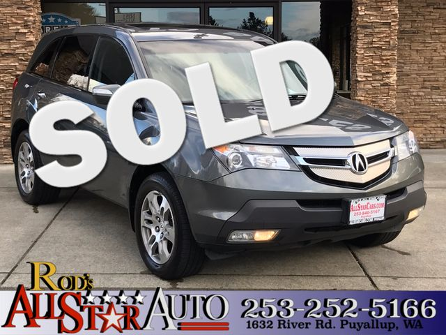 2007 Acura MDX AWD The CARFAX Buy Back Guarantee that comes with this vehicle means that you can b