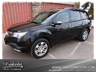 2007 Acura MDX Sport/Entertainment Pkg Farmington, Minnesota